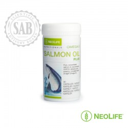 Omega-3 Salmon Oil Plus