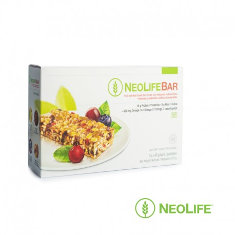 NeoLifeBar FRUIT & NUTS, bar grom fruit and nuts