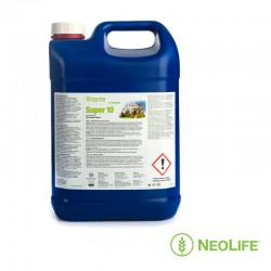 Super 10, heavy duty cleaner, concentrate