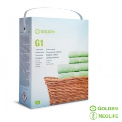 G1 Laundry compound, Washing powder