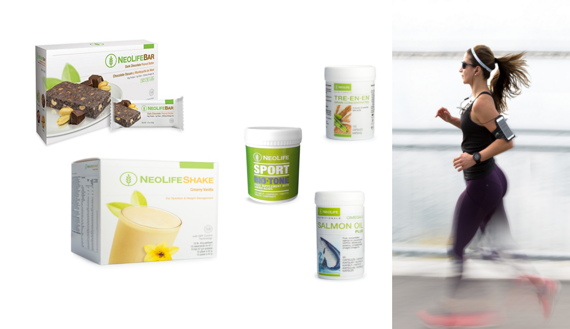 For energy, endurance and relax